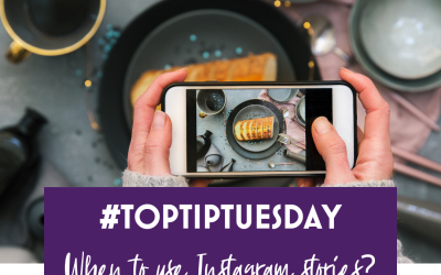 Instagram Stories vs. Instagram Feed: What to Post Where